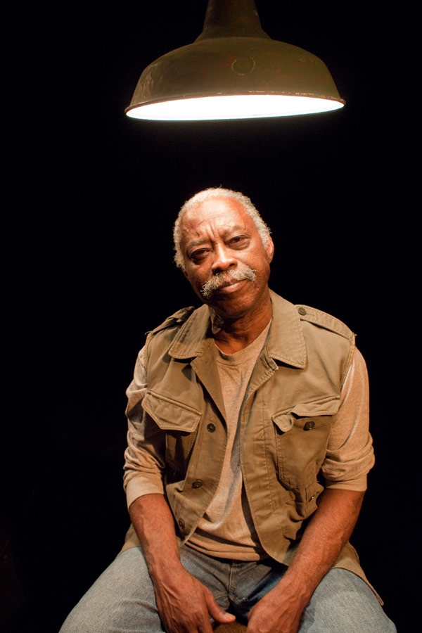 Carlyle Brown in  THERAPY AND RESISTANCE ; photo by Charissa Uemura