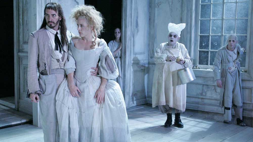 Costumes by Sonya Berlovitz from  The Miser,  exhibited at the 2007 Prague Quadrennial.