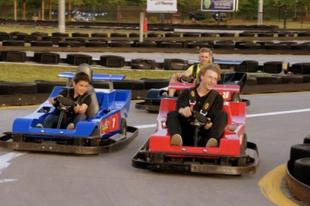 UNLIMITED FUN WRISTBAND SALE $29.99 - Unlimited Go Karting, Mini Golf and Attractions ($34.99 value)