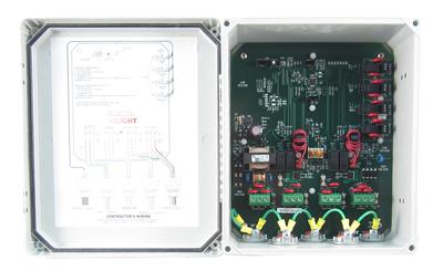 DC Power Obstruction Light Controller