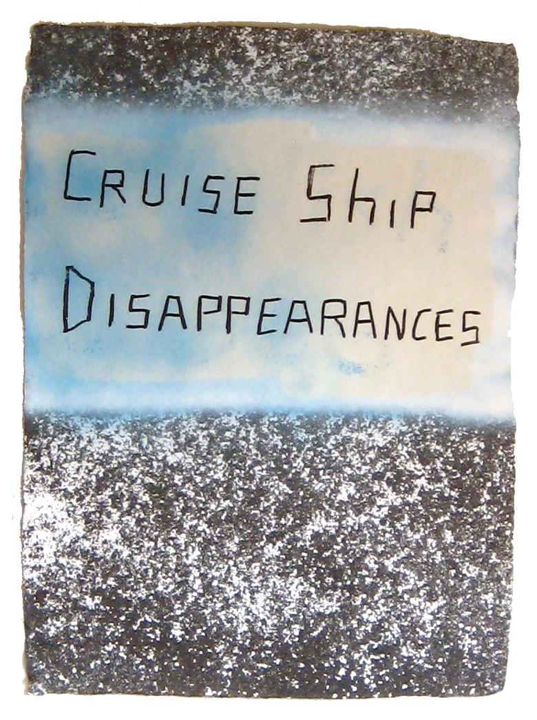 Cruise Ship Disappearances