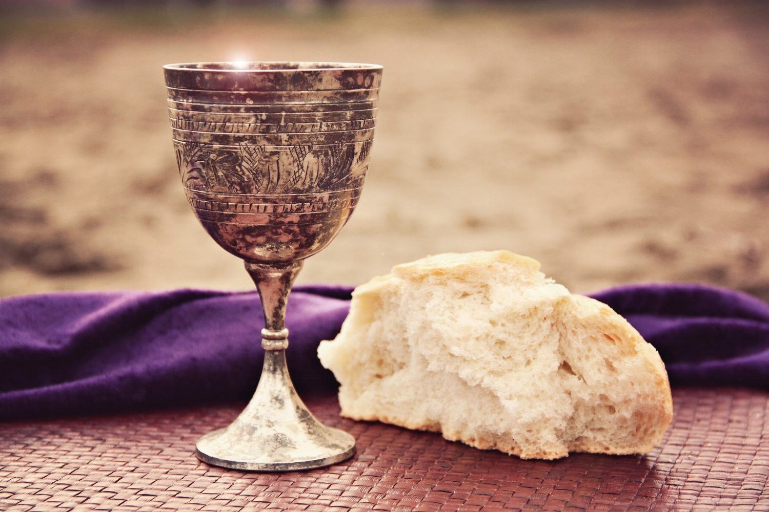 At the last meal that Jesus shared with his disciples, he told them to remember his life of sacrifice when they shared bread and wine. The Union Church of Seaside Park celebrates an open communion. Our interdenominational heritage allows us to share the bread and cup with all who follow Jesus as Lord. We celebrate the Lord's Supper 2 Sunday's every month. -