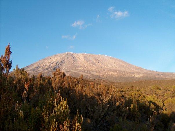 Mt. Kilimanjaro, Summer 2004