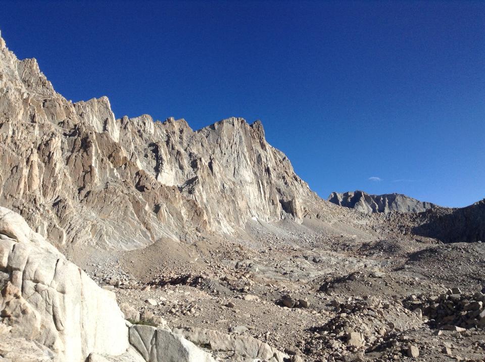 Mt. Whitney, Summer 2014