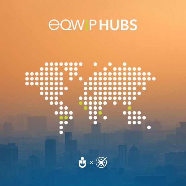 EQWIP HUBs Digital Brand Development