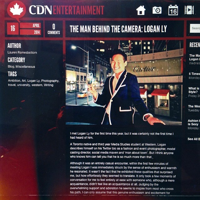 CDN Entertainment  - Interview