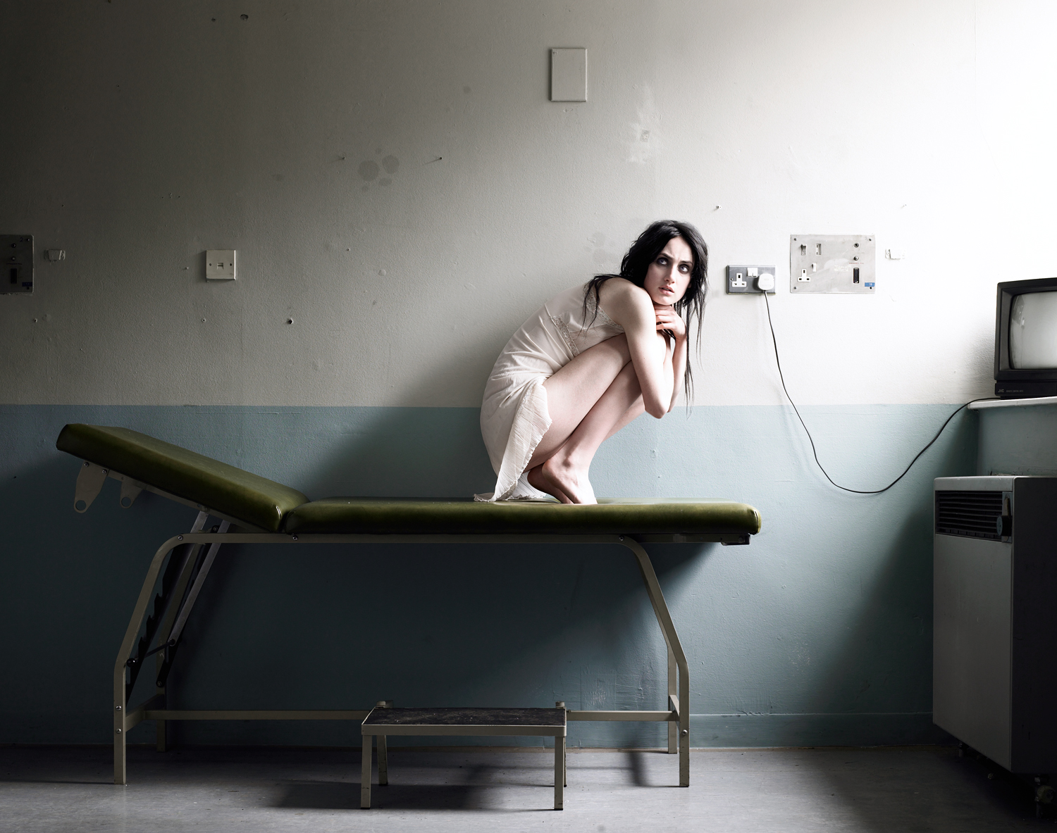 Photographer:  Dylan Collard  | Project:  Hospital Test