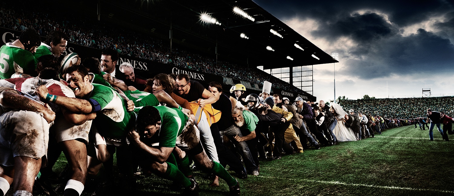 Photographer: Andy Glass | Guinness