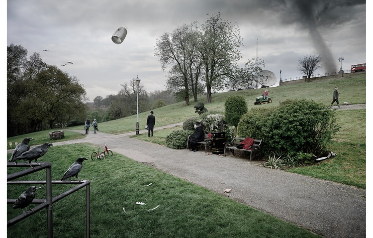 Stella Artois - Coming to a park near you
