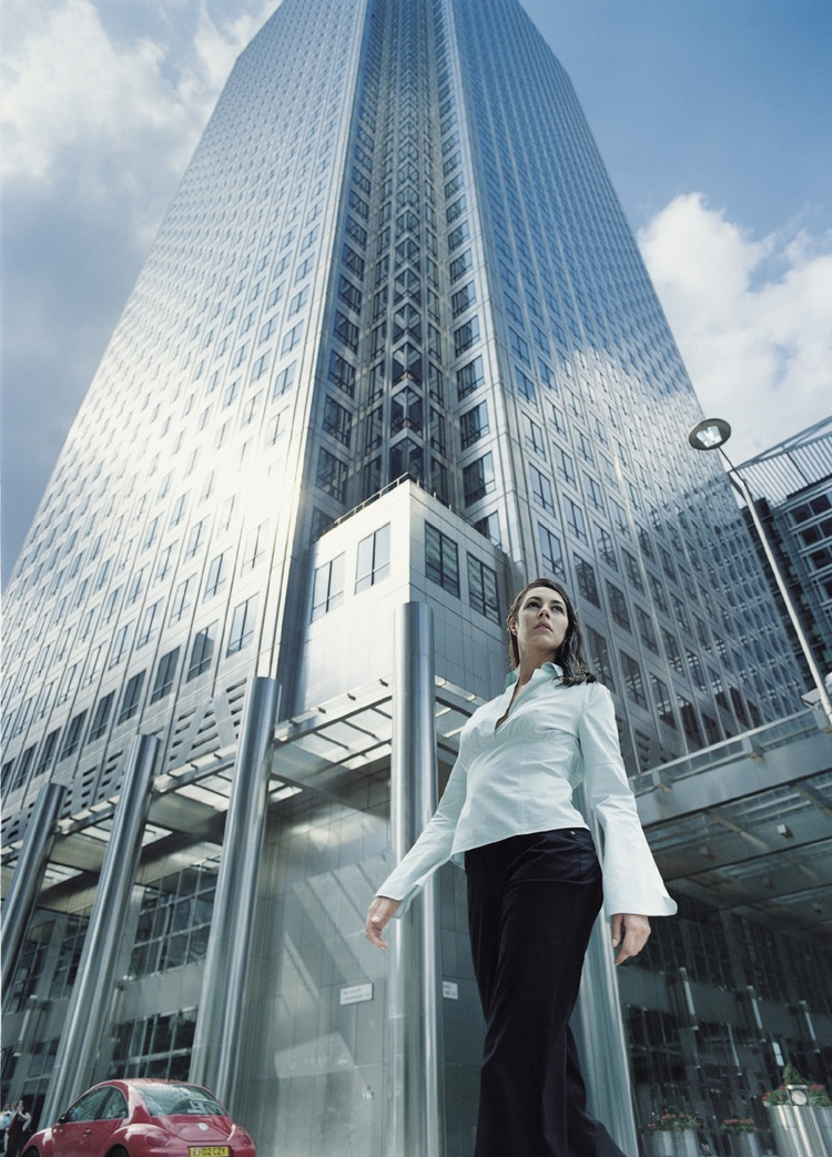Photographer: Peer Lindgreen |Project: Canary Wharf