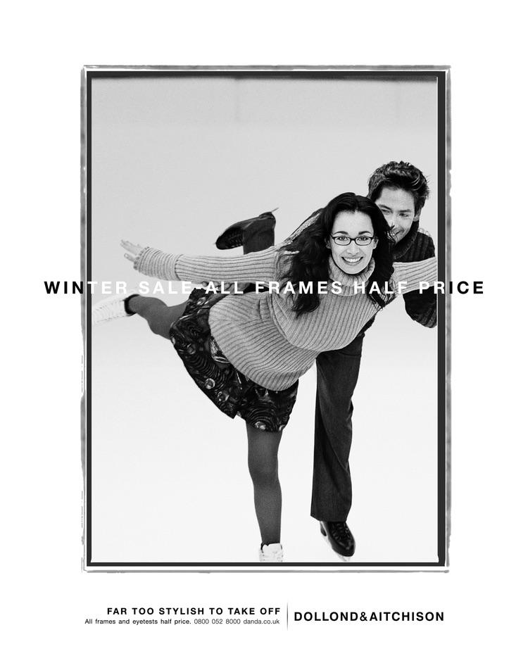 Photographer: Peer Lindgreen |Project: Dollond & Aitchison