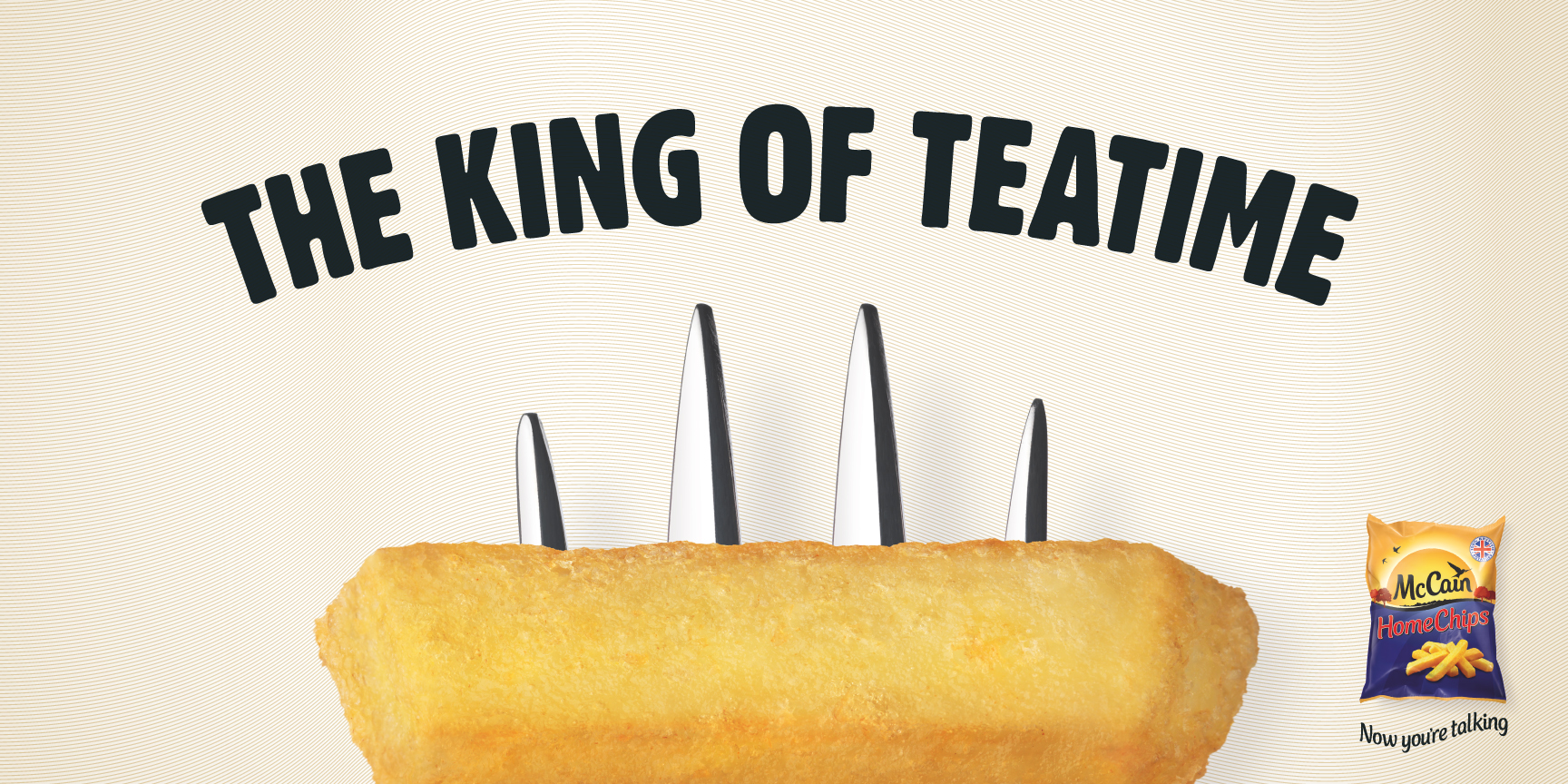 The King of teatime