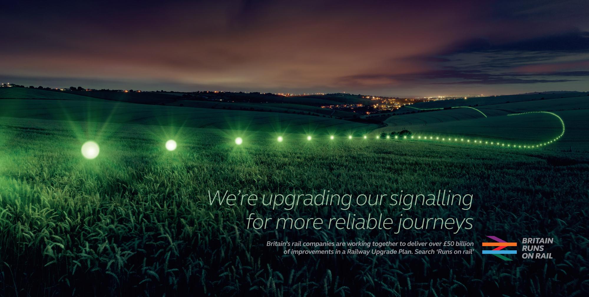 Rail Development Group - Green Light