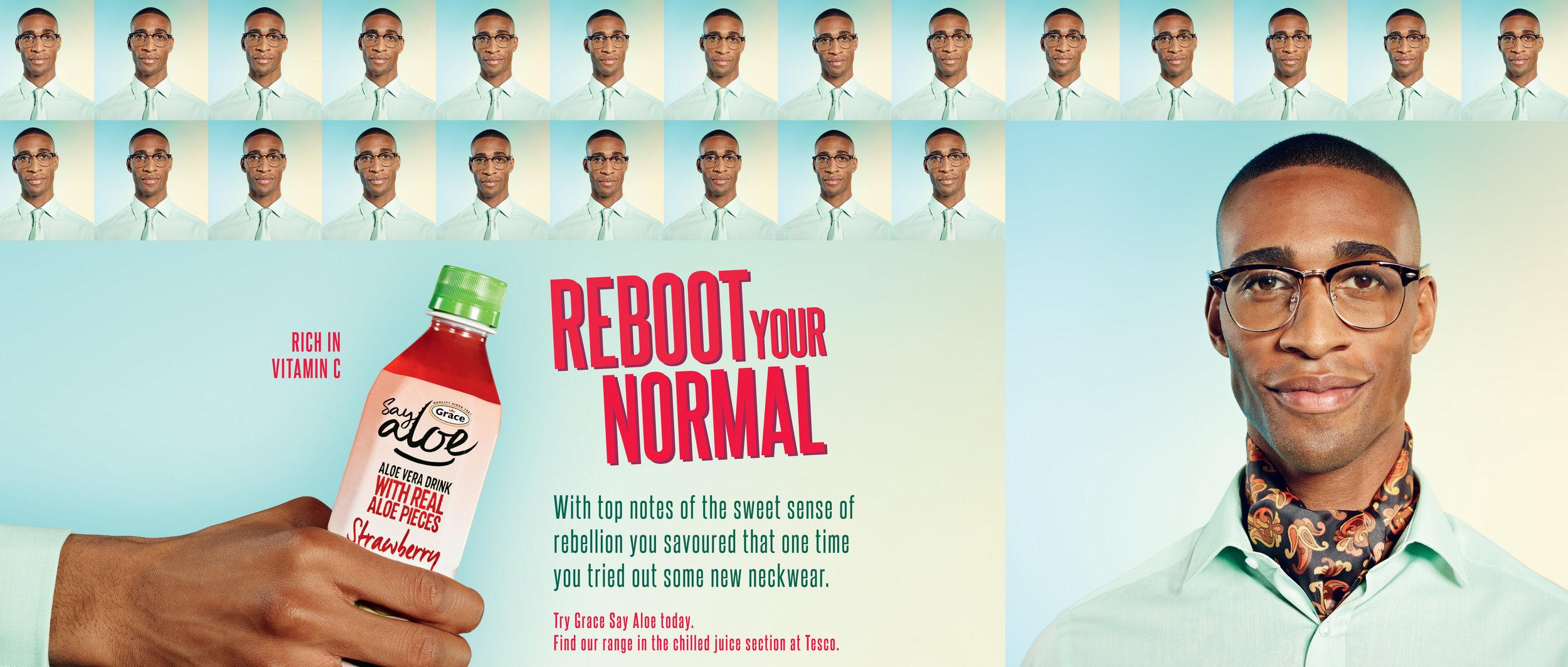 Aloe -Reboot your normal