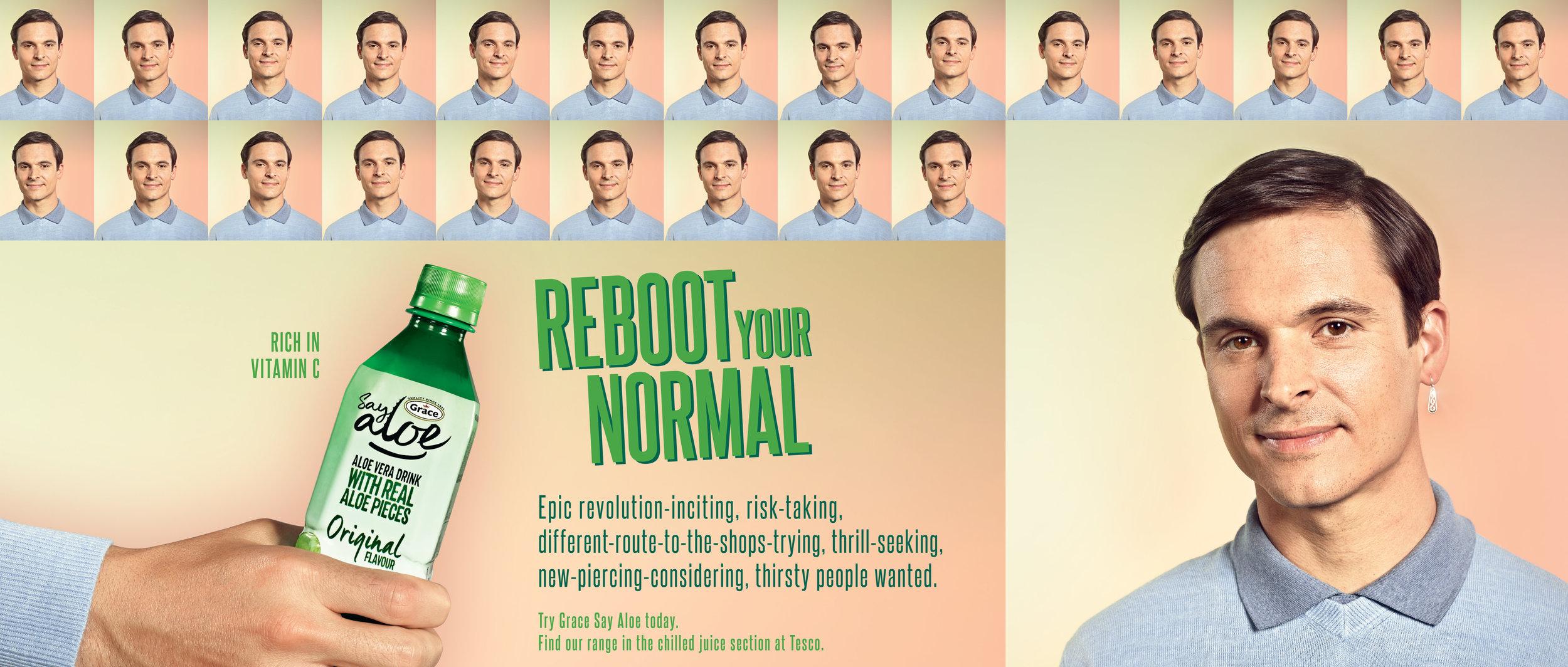 Aloe -Reboot your normal 2