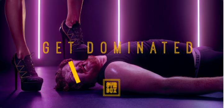 Todd Antony - Gymbox - Get Dominated