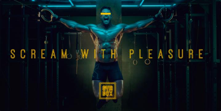 Todd Antony - Gymbox - Scream with Pleasure