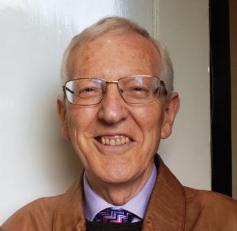 Tony Ellison  Lay Reader (Retired)