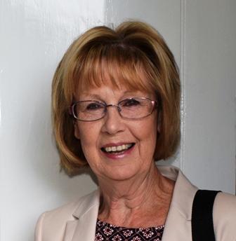 Sue Farley  Choir Leader