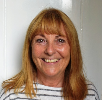 Jane Owen  Deputy Church Warden