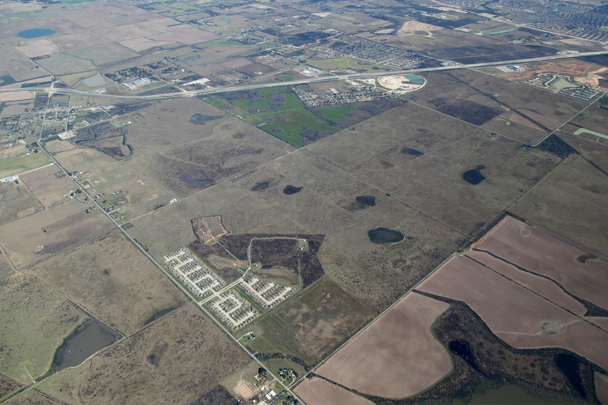 SOLD | 1,600 ACRES | HWY 290 | HOCKLEY, TX