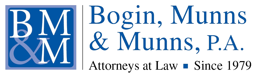 - In July 2007, Adam Towers opened the Gainesville office of Bogin, Munns & Munns. The Gainesville office works with hundreds of clients each year on business and real estate matters, litigation, probate and estate planning, personal injury and many other areas of the law. Our goal is to provide efficient local legal service with the additional expertise and resources of a statewide firm.www.boginmunns.com/locations/gainesville