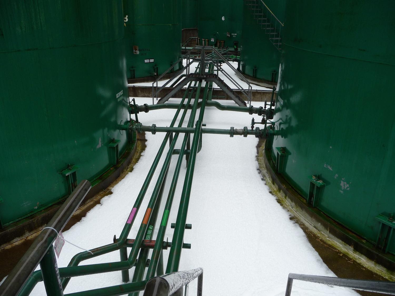Dike Foam System Test