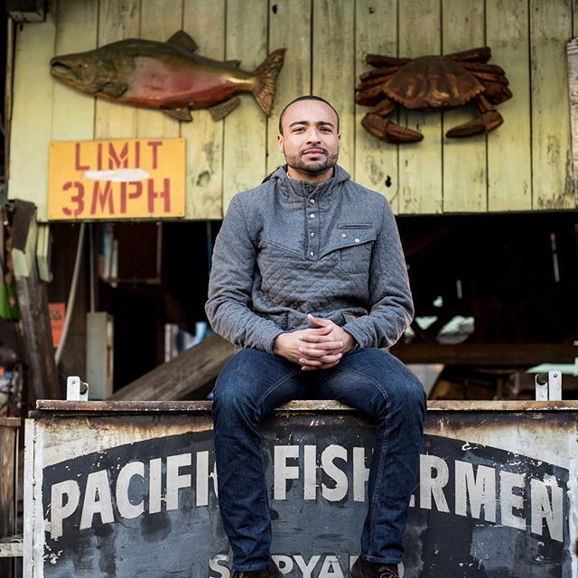Less chemicals in our jeans means less chemicals in the water and in our fish. SOURCE Denim is working to make better jeans. 📷 @dalb.y