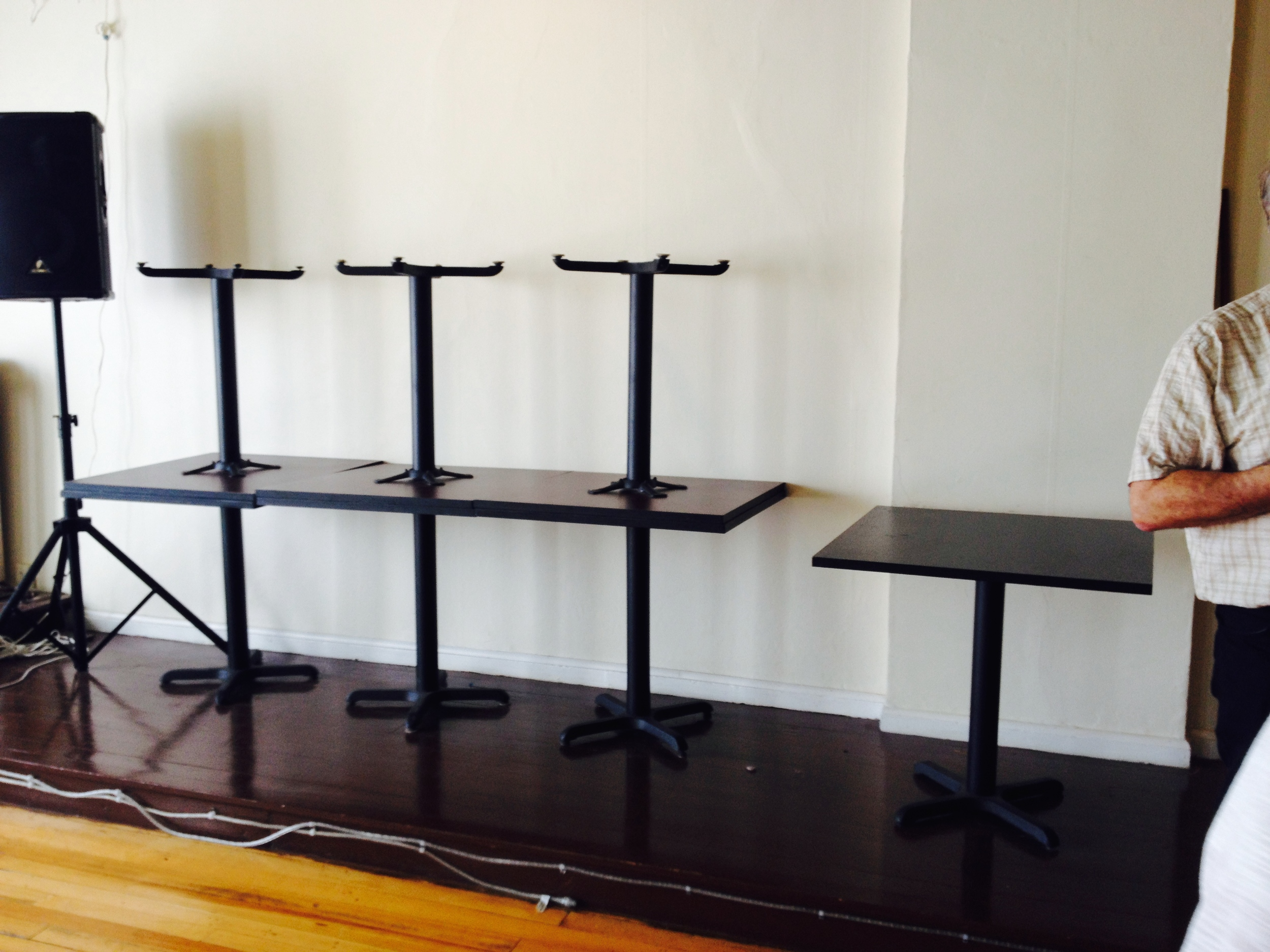 tables we can use