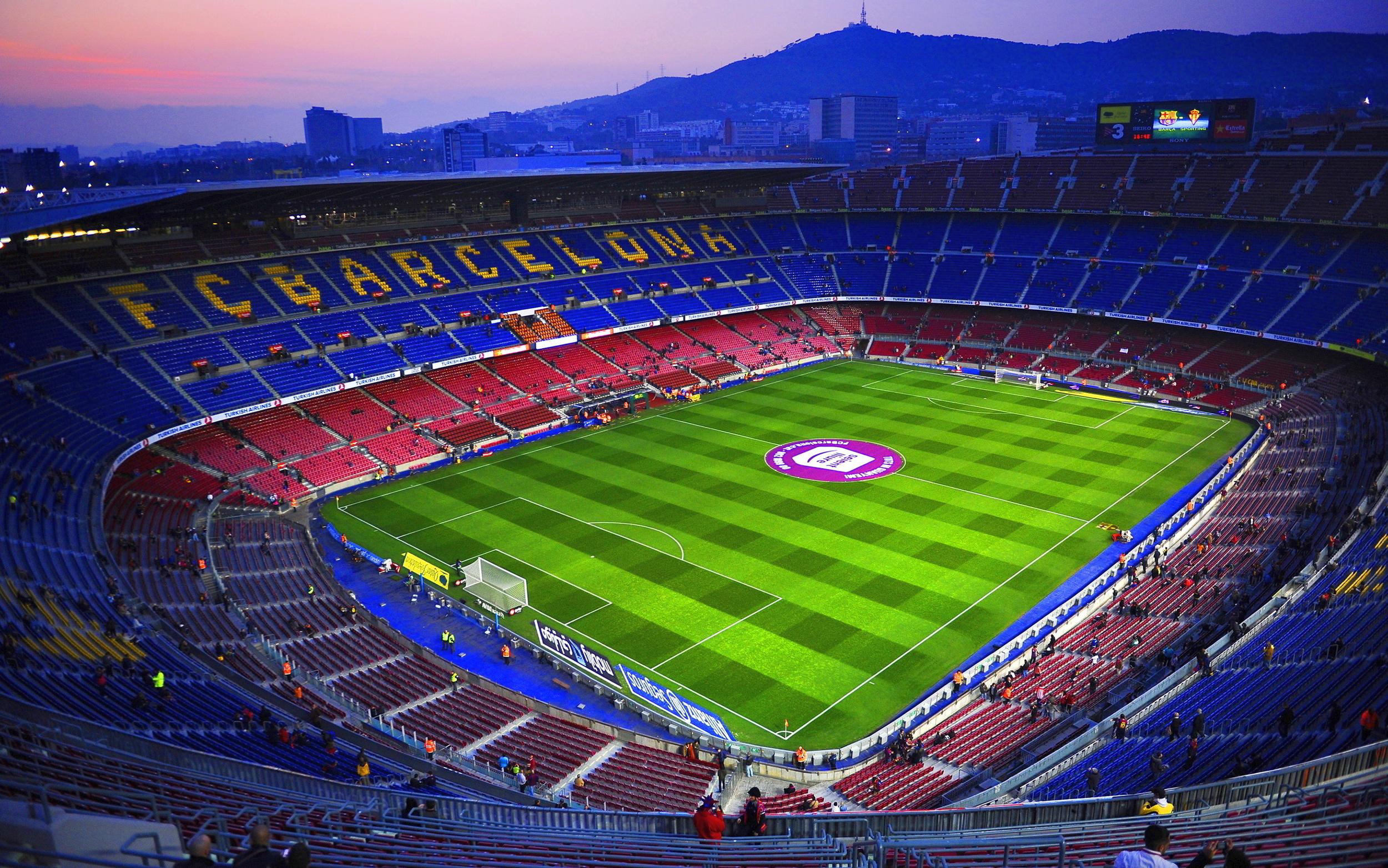 Tour of Camp Nou - $50