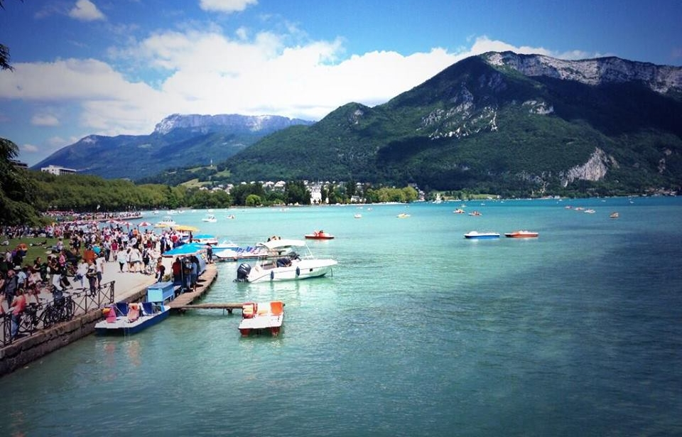 Morning Kayaking on Lac d'Annecy - $30