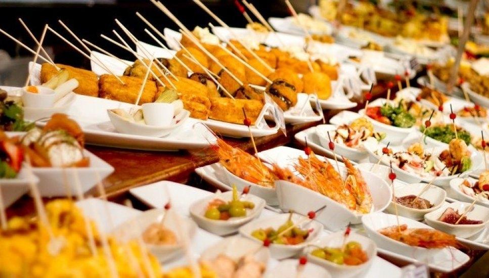 Tapas Dinner - Sponsored!