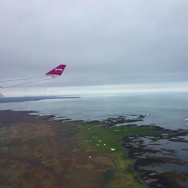 Almost home! #markandjeannette #Iceland