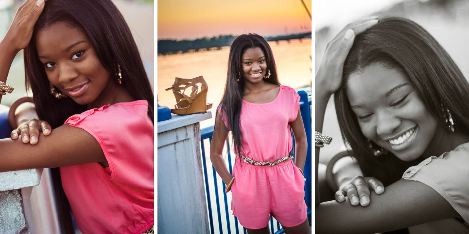 bryant tyson photography imani senior portraits class of 2015