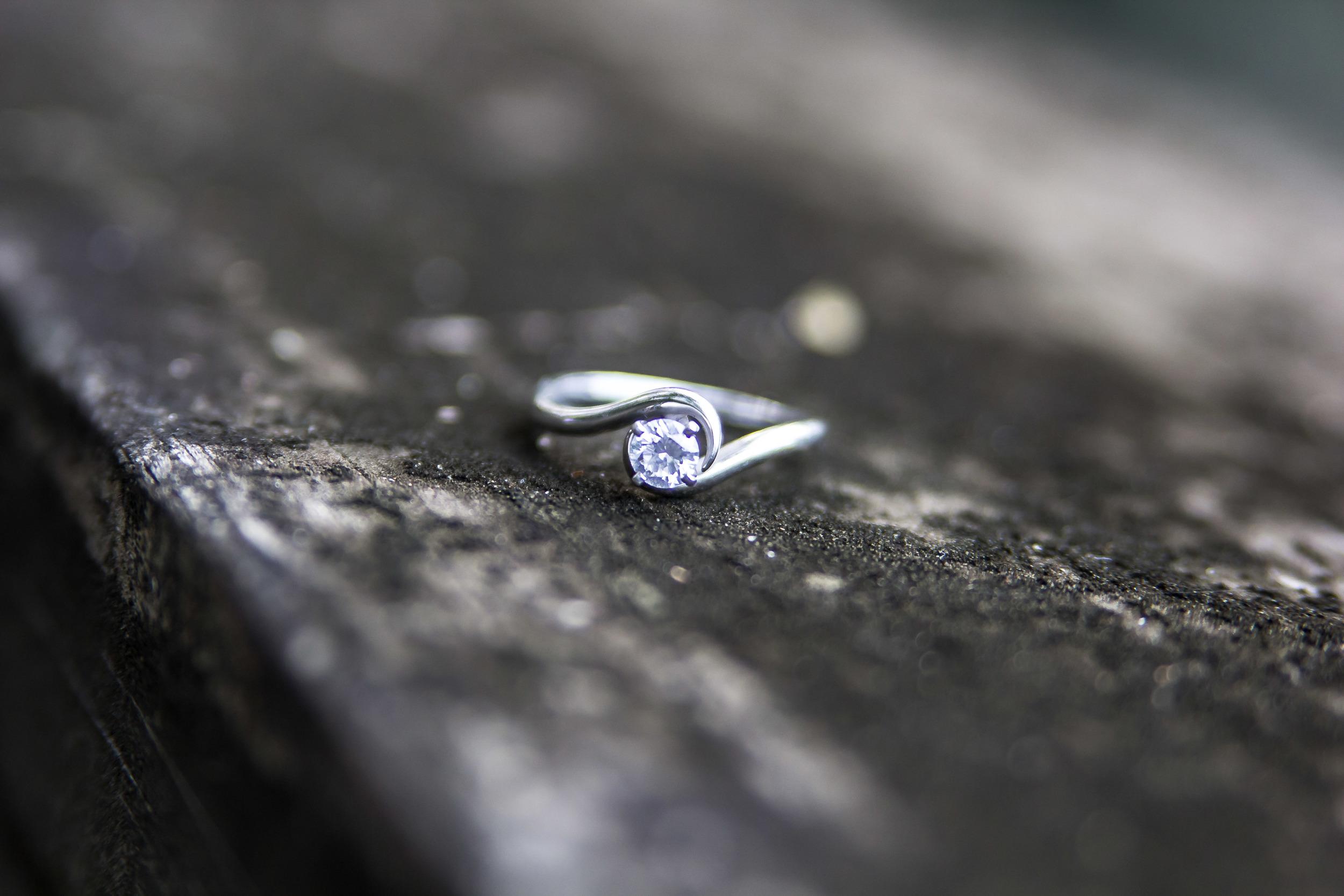 wedding ring july fourth engagement