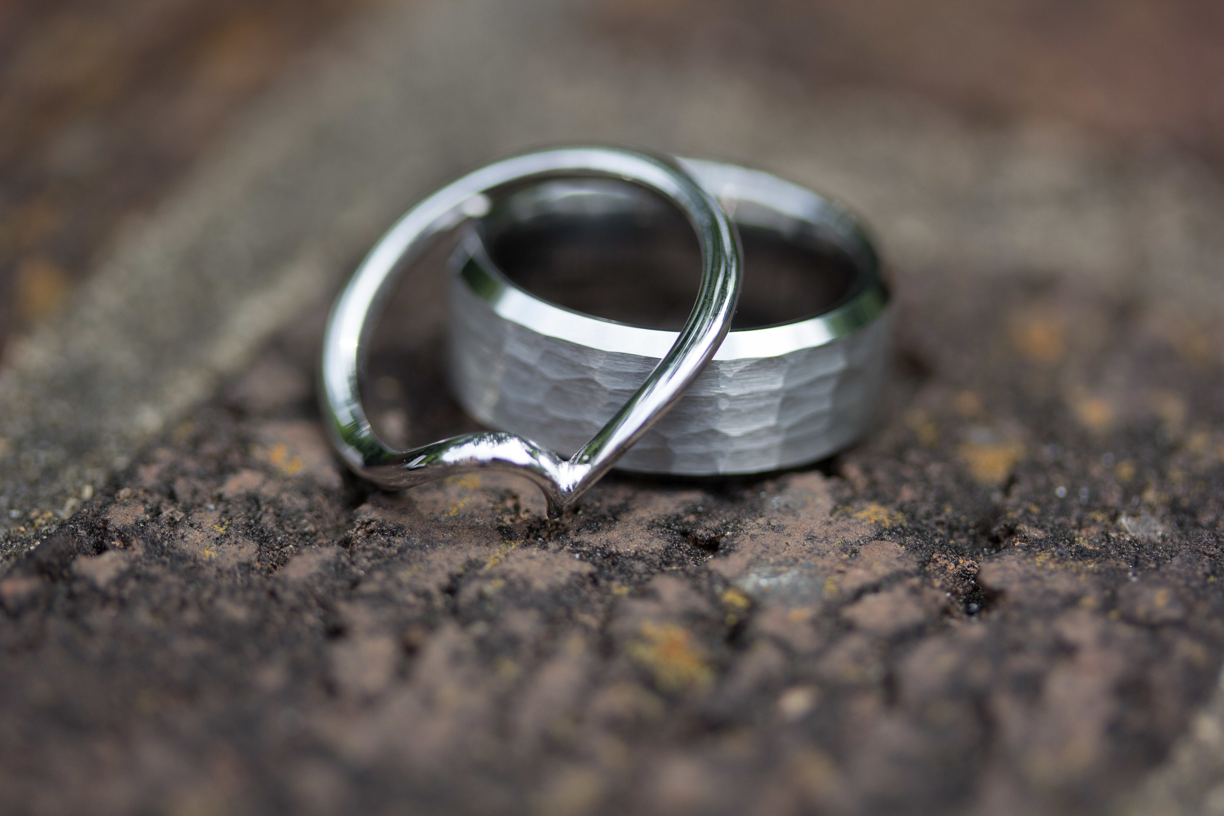 Greenville nc wedding ring and band