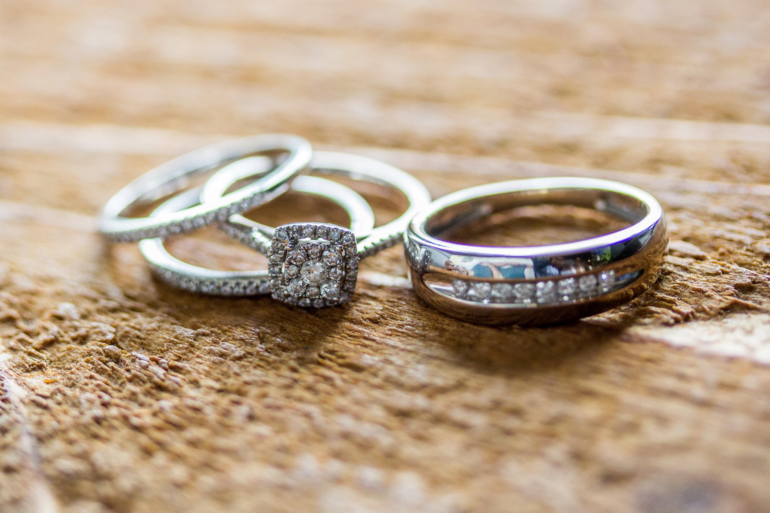 wedding rings canon 60mm macro bryant tyson photogrpahy
