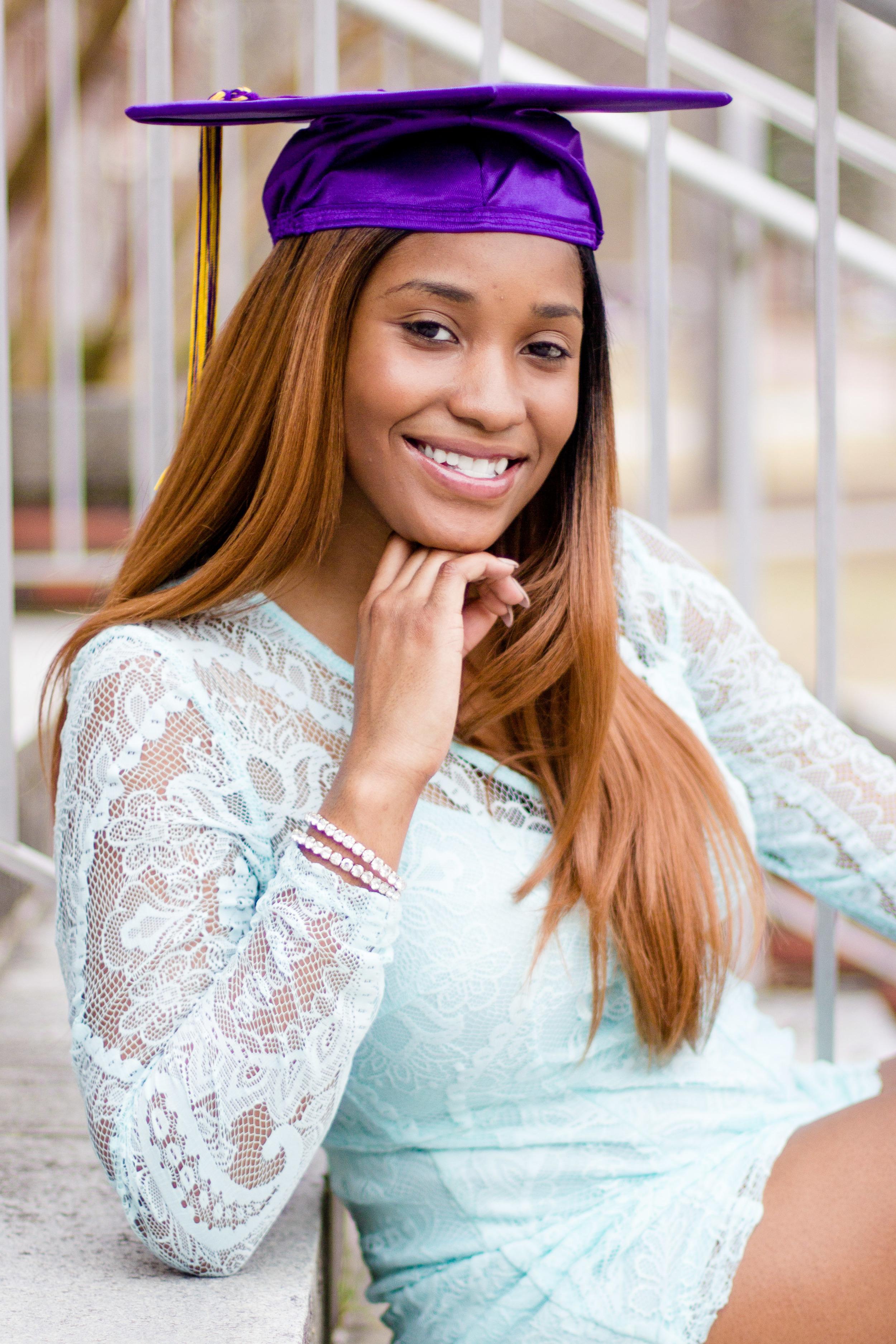 Greenville NC Portrait Photographer | Bryant Tyson Photography | Senior Portraits | East Carolina University Class of 2016