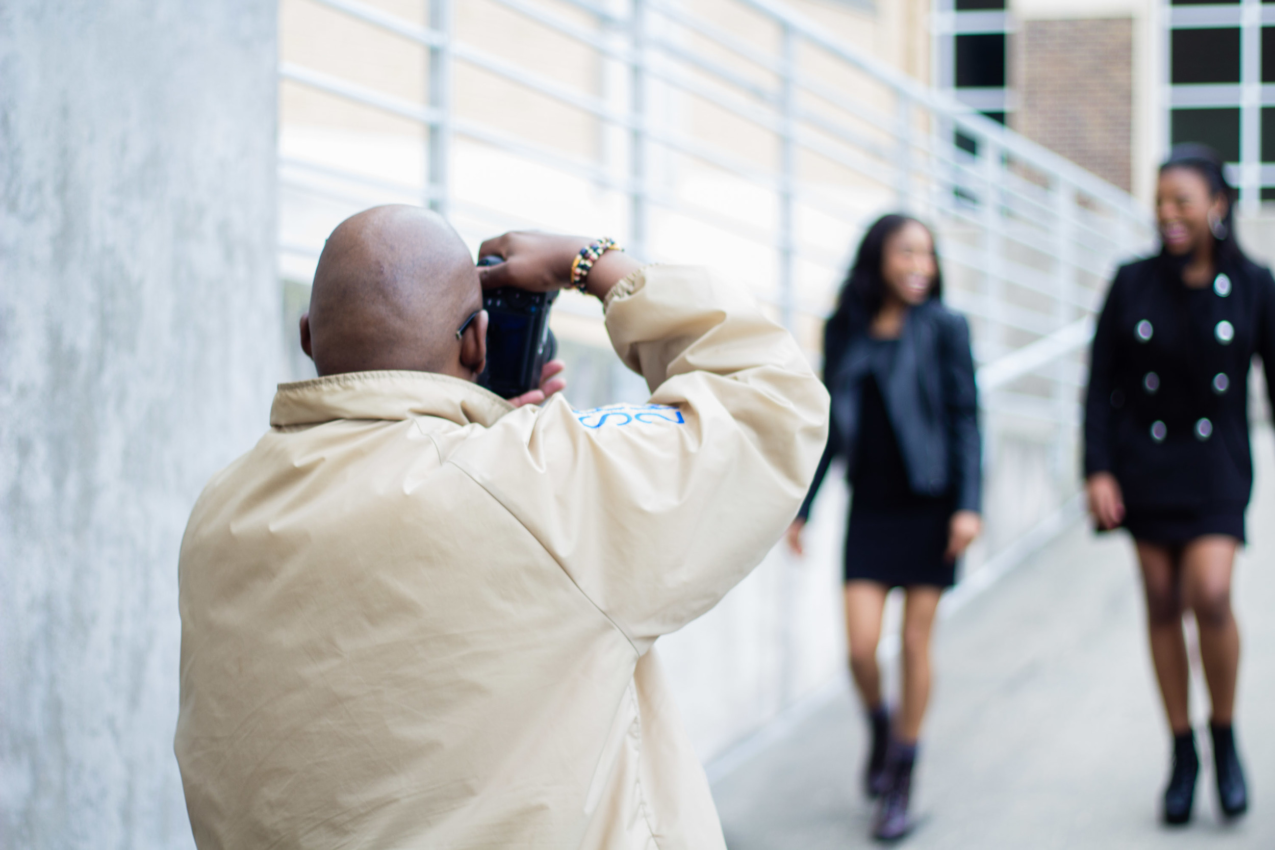 Greenville NC Photographer | Class of 2016 Senior Models | The Heist Inspired Senior Portraits | Bryant Tyson Photography