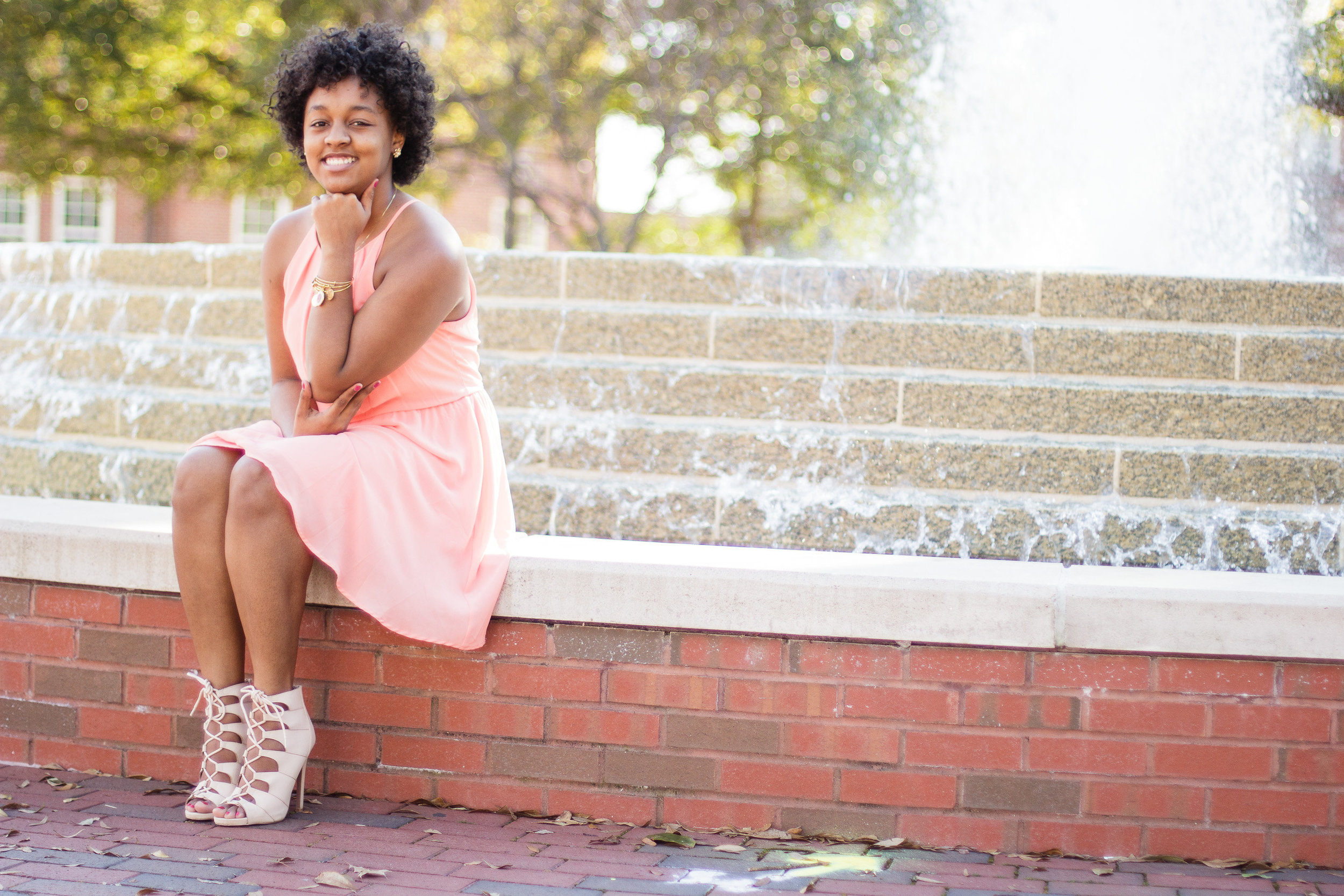 ECU Senior Sessions | East Carolina University | Bryant Tyson Photography | Senior Portraits