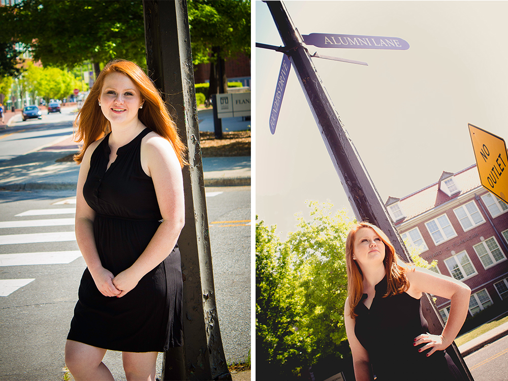 Rebekah | ECU Senior Portraits | Greenville NC Photographer | Bryant Tyson Photography | Senior Portraits | www.memoriesbybryant.com