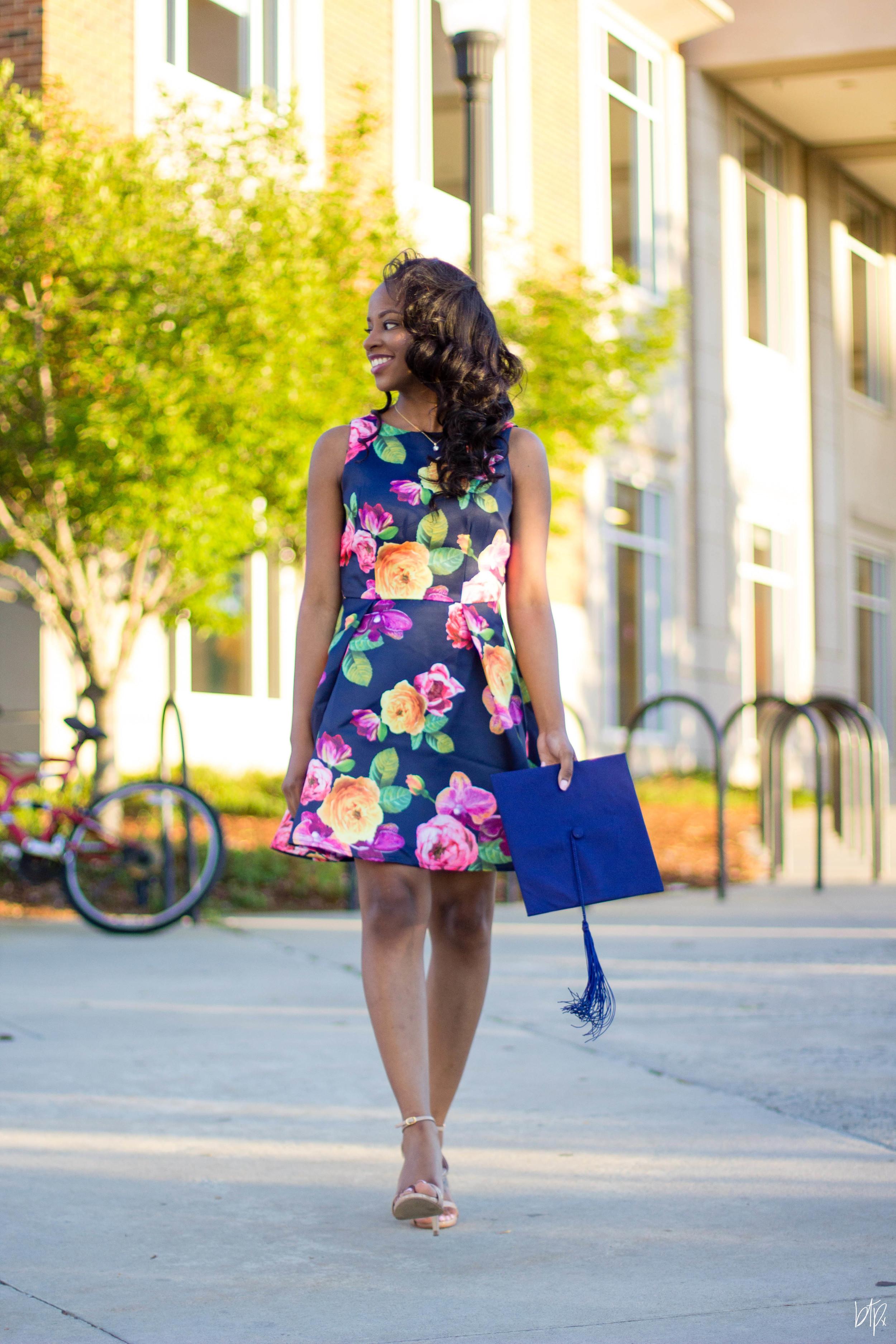 Shanika S | UNCG Class of 2016 | Greensboro NC Senior Photographer | Bryant Tyson Photography | www.memoriesbybryant.com
