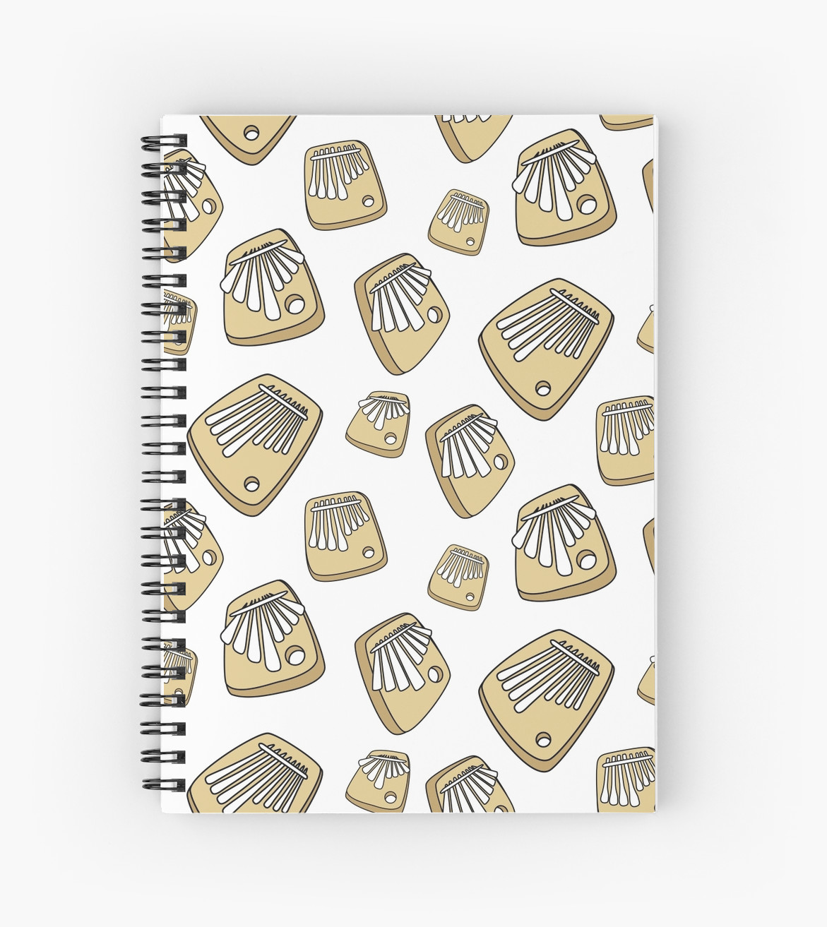 mbira-shower-spiral-notepad.jpg