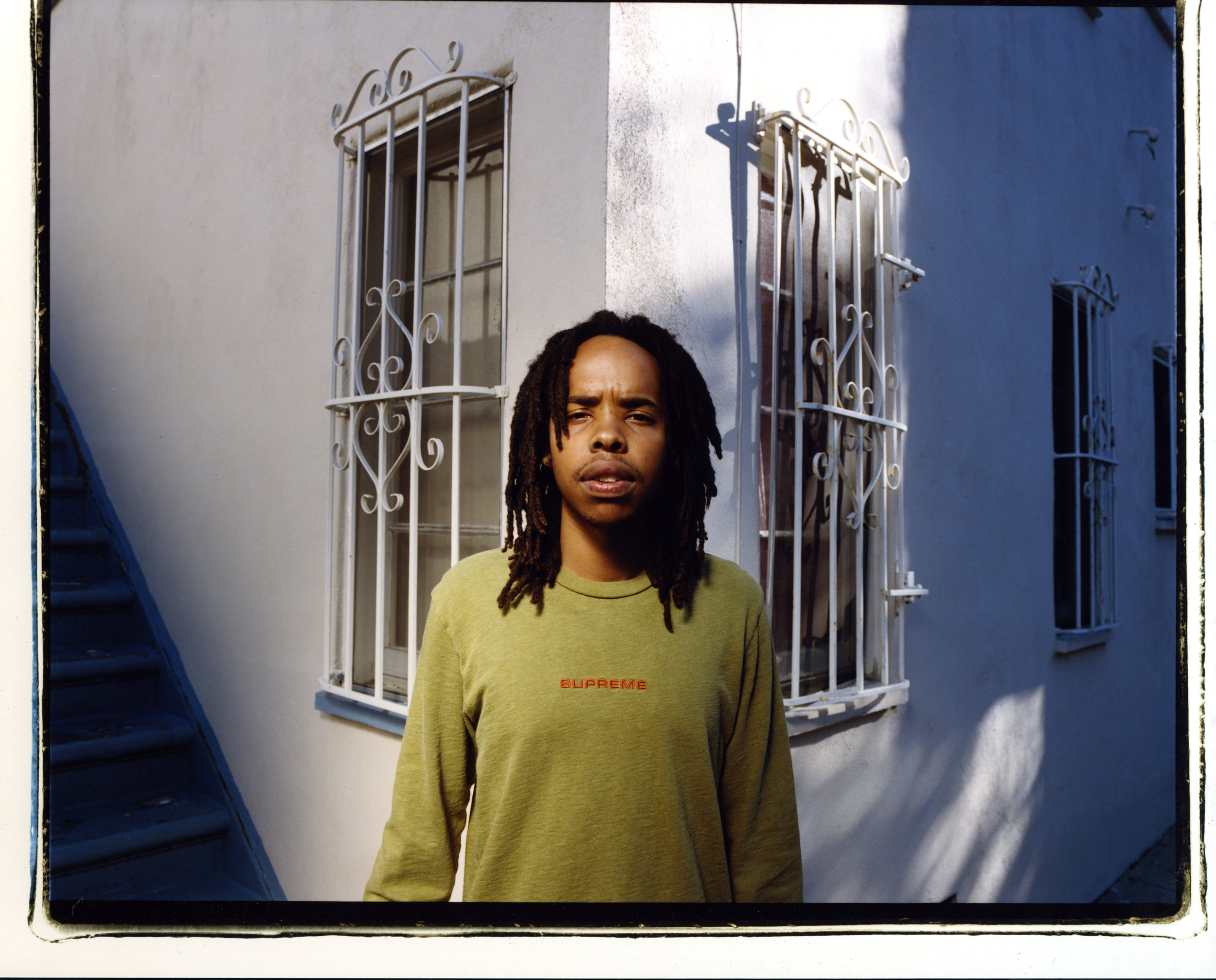 Earl Sweatshirt for Pitchfork