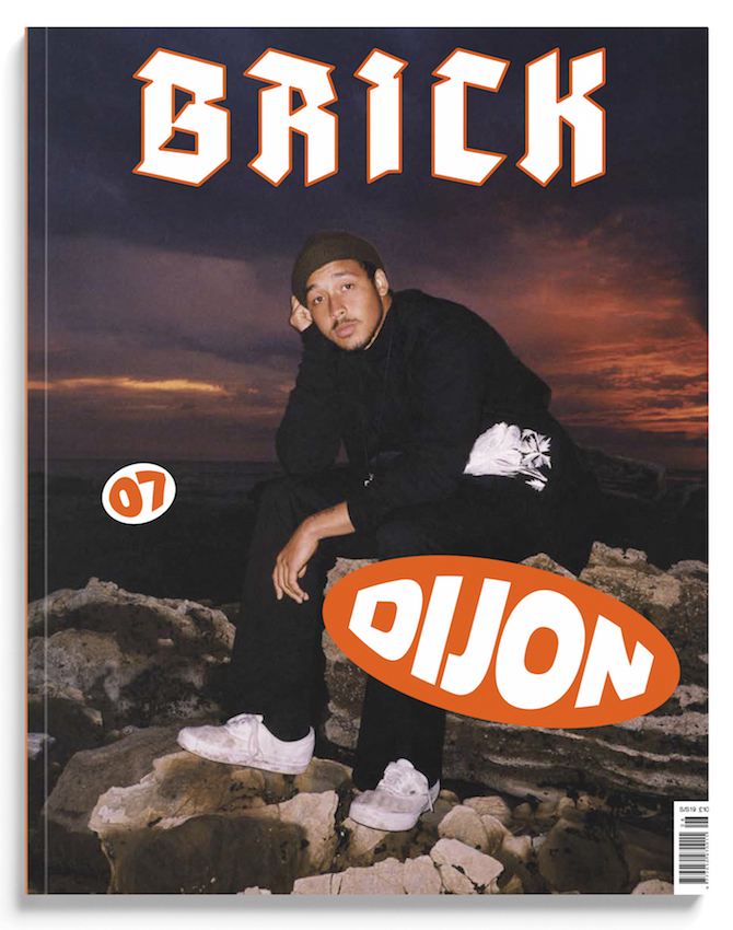 Dijon For Brick Magazine