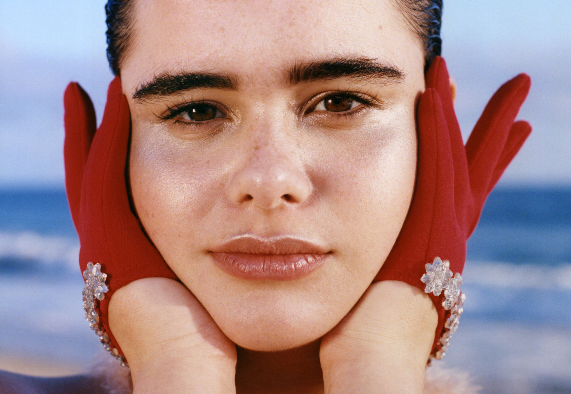 Barbie Ferreira for The Face Magazine