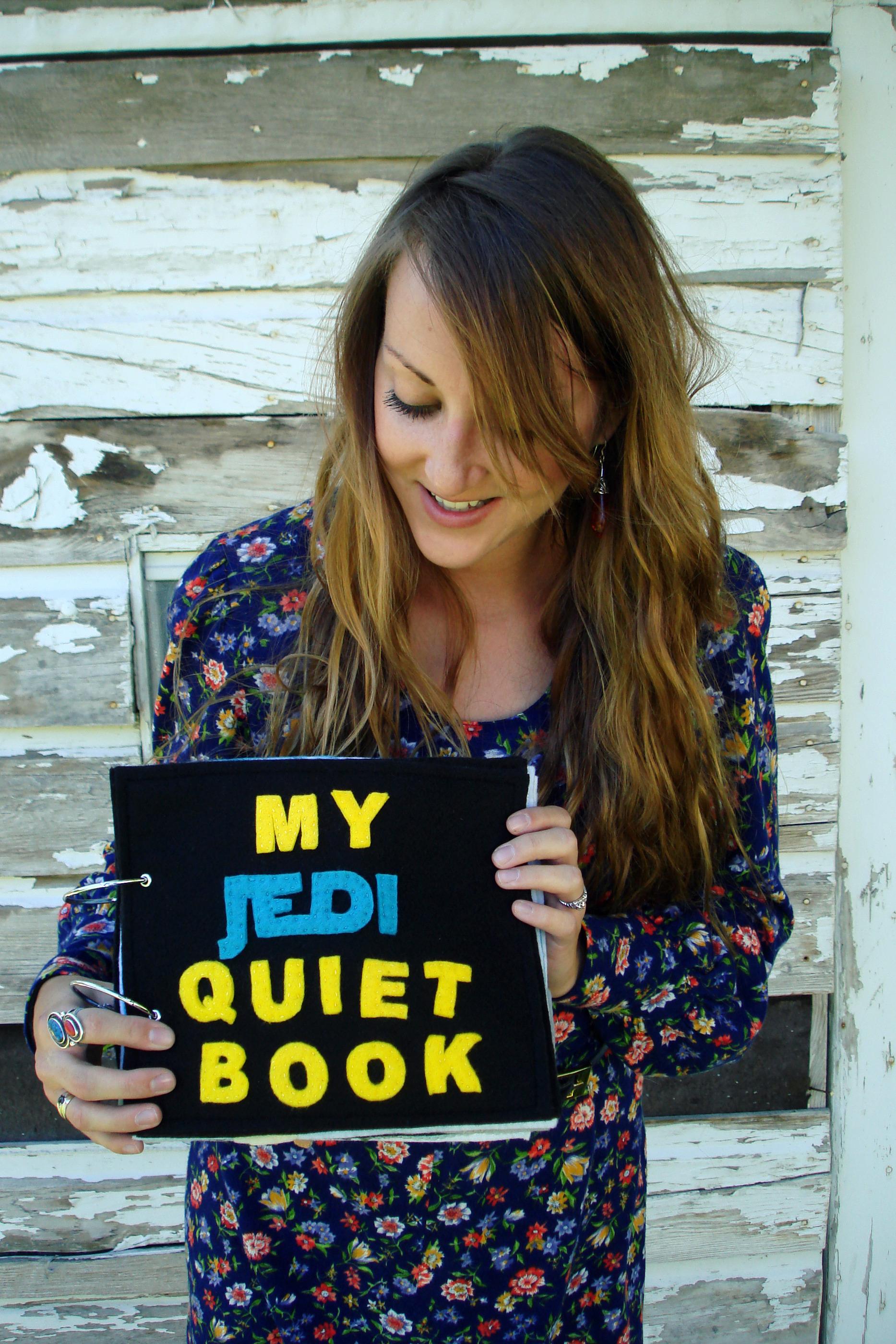 quiet book 1