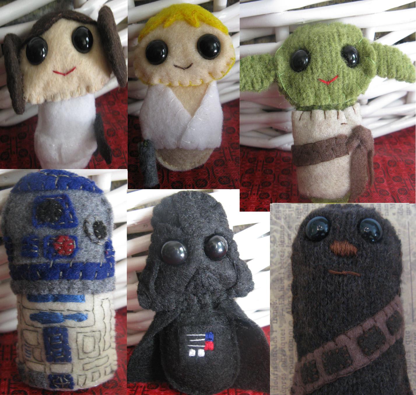 Star Wars peeps