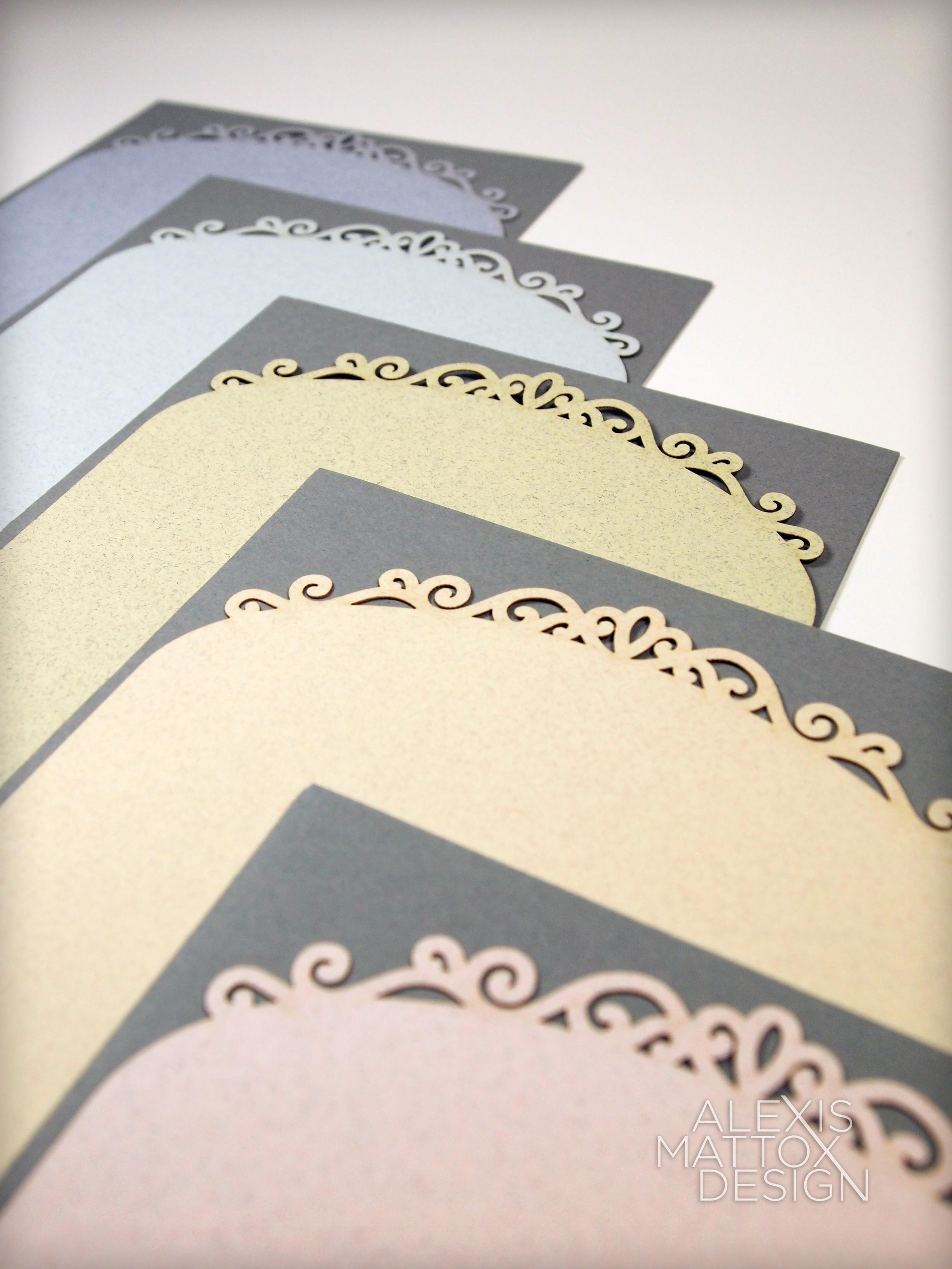Flourish Flat Cards 7