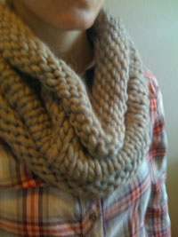 Knit Cowl200
